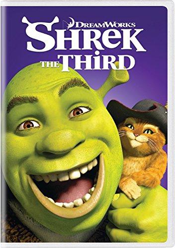 Shrek the Third (The Shrek Dvd Musical)