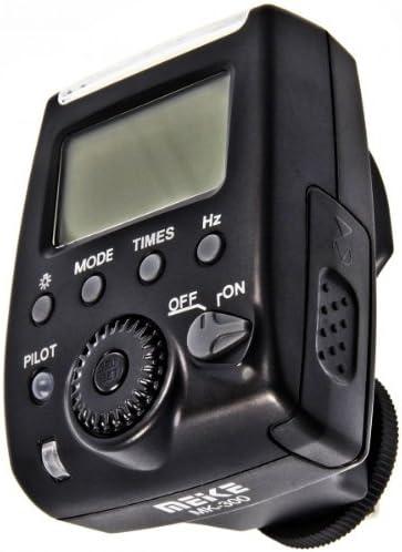 Flash Meike i-TTL MK-300 (LZ 32) para Cámaras Nikon réflex ...
