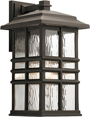 (Kichler 3122NIA Cove Molding Top Glass 15