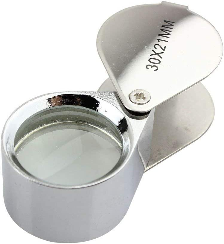 Top-Spring Jewellers Jewellery 30x21 Magnifier Magnifying Glasses Loupe Eye Lens