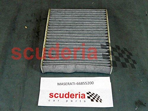 (OEM Maserati Coupe/Spyder/Quattroporte/Gran Turismo Pollen Filter 66855200)