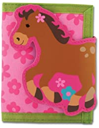 Wallet,Girl Horse