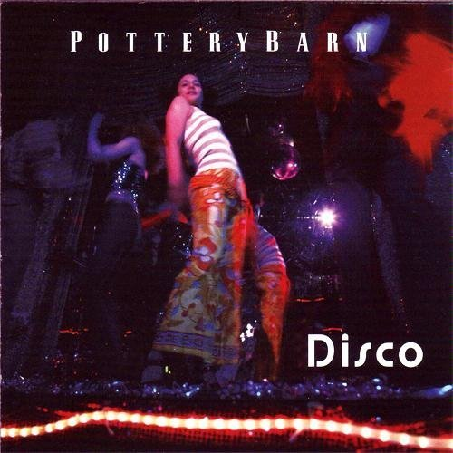 Pottery Barn - Disco by N/A (2001-01-01) (N Pottery)