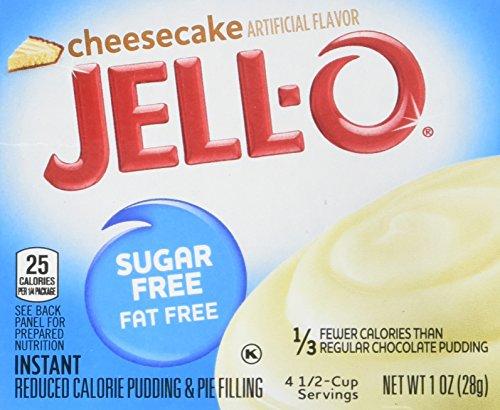 Jello Cheesecake Pack of 4 ()