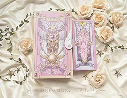 Amazon.com: Cardcaptor Sakura - Sakura Card SET [Comic Ver ...