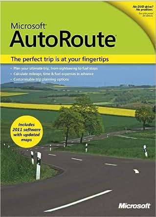 Free download autoroute 2011.
