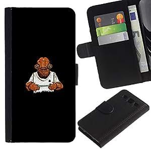 Stuss Case / Funda Carcasa PU de Cuero - Trampa Juego - Samsung Galaxy S3 III I9300