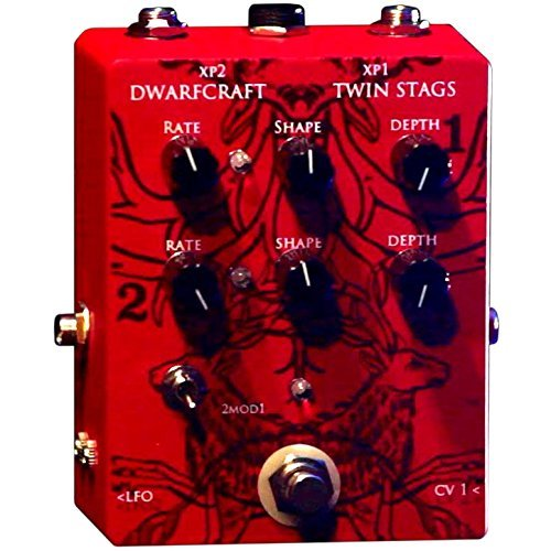 Dwarfcraft Devices Twin Stags Tremolo by Dwarfcraft Devices