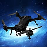 Coohole MJX B6 Bugs 6 5.8G FPV 720P Camera High Capacity Battery RC Drone Quadcopter RTF, Black