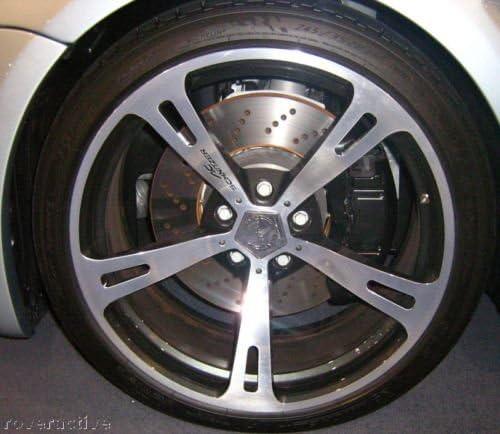 EuroActive BMW Brand OEM E63 E64 6 Series 2004-2010 M6 Genuine Black Carpet Mats New