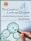 Plan Graphics for the Landscape Designer: with Section-Elevation and Computer Graphics, Third Edition
