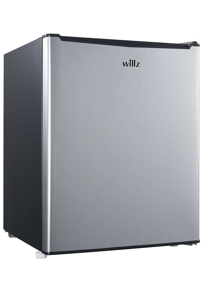 Willz 2.7 Cu Ft Refrigerator Single Door/Chiller Galanz America WLR27S5