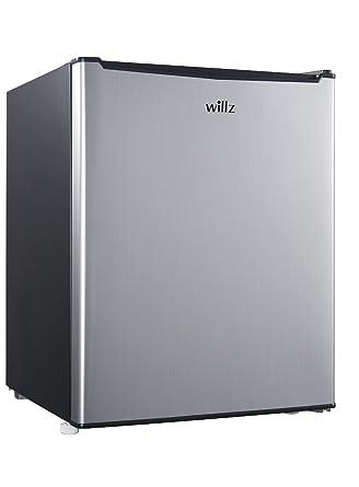 Willz WLR17BK 1.7 pies cúbicos Refrigerador: Amazon.es: Grandes ...