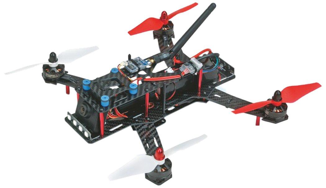 Größer 16520.RTF - Quadrocopter Alpha 250Q Race RTF
