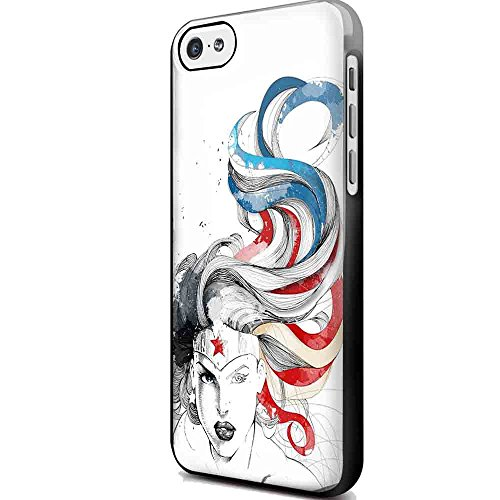 Wonder Women for iPhone Case (iPhone 5/5s - Holiday Dc Ac