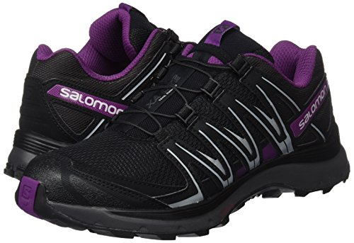 E Salomon Corsa Xa Per Running La Juice black Trail grape Scarpe Femminili Nero Lite magnet wRrxRq8aX