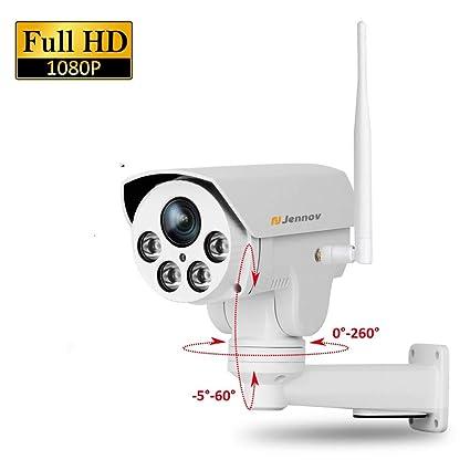 HD 2.0MP 1080P WiFi IP Cámaras De Seguridad Inalámbricas Al Aire Libre CCTV A Prueba ...