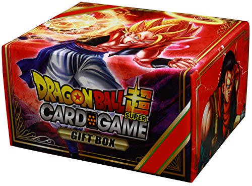 Dragon Ball Super TCG 2018 Booster Box: 6 Miraculous Revival Booster Packs and a Tournament Pack ()