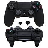 Pandaren FPS Armor Gear Case for PS4 Controller - Black from Pandaren