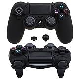 Pandaren FPS Armor Gear Case for PS4 Controller - Black