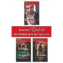 Harlequin Desire December 2018 - Box Set 2 of 2: The Rival's Heir\Blame It On Christmas\Nashville Rebel