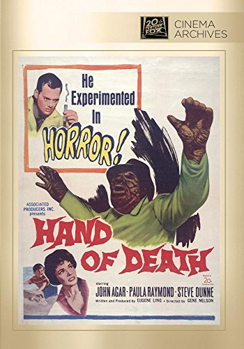 - Hand Of Death