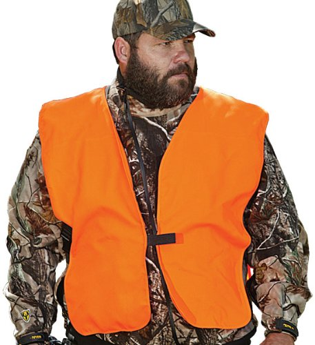 Allen Company Hunting/Safety Vest,Blaze Orange ()