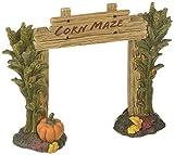 Department 56 Village Harvest Fields Corn Maze Accessory