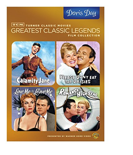 TCM Greatest Classic Legends Film Collection: Doris Day (Calamity Jane/Please Don't Eat the Daisies/Love Me or Leave Me/Romance on the High (Classic High Daisy)