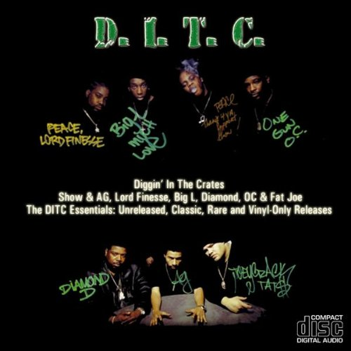 Time To Get This Money feat. A.G., Diamond D, & O.C. [Explicit] (Oc Times)