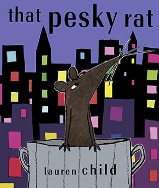 book cover of That Pesky Rat