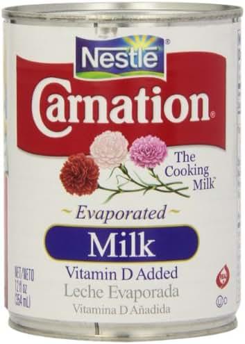 Canned & Powdered Milk: Carnation Evaporated Milk