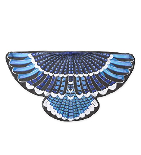 Magic (Blue Bird Wings Costume)