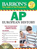 Barron's AP European History with CD-ROM, 6th Edition, James M. Eder and Seth A. Roberts M.A., 1438071248