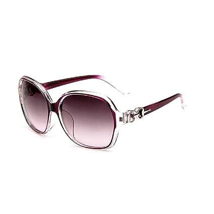 Joyfeel Buy Gafas de Sol de Mujer Marco Grande Gafas polarizadas Conducción Pesca Gafas de Golf
