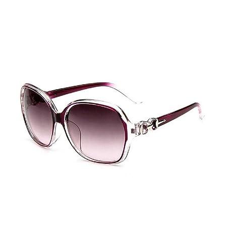 Hosaire Sombras Mujeres de Gran tamaño Gafas de Sol clásico del diseñador de Moda de Estilo
