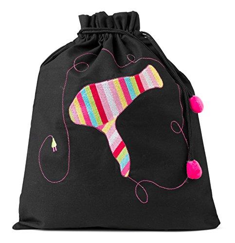 (Hair Dryer Bag)