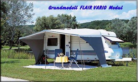 Sonnensegel - Sonnendach FLAIR-Vario für Wohnwagen: Amazon.de ...