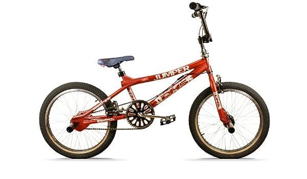 DHS bicicleta BMX de 50.8 cm/Jump /, 360° rotor-System, {4 ...