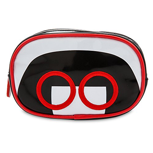Disney Edna Mode Zipper Pouch - Incredibles 2 White