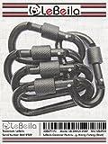 LeBeila LBL-DKEQE-2909 Carabiner Aluminum Screw