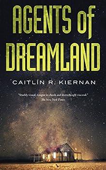 Agents of Dreamland by Caitlín R. Kiernan horror book reviews