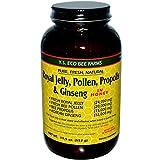 ys royal jelly organic - YS Royal Jelly, Pollen, Propolis & Ginseng in Honey (19.5 Fl. Oz Liquid)