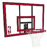 Spalding NBA Backboard/Rim Combo - 44' Polycarbonate Backboard