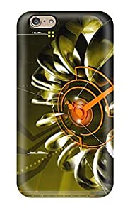 Case Cover Wing Wheel D Art/ Fashionable Case For Iphone 6