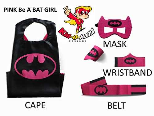 Kid-O-Roma Designs Super Hero Capes For Kids Costumes Cape Girl Capes Boy -