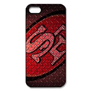 For SamSung Galaxy S5 Case Cover Hard Back With Bumper Silicone Gel PC Cheerleader Nfl Football Llpaper