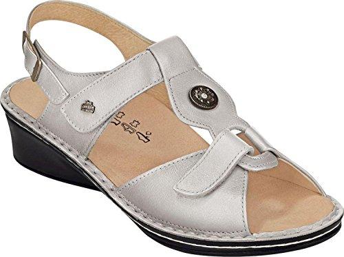 Waldi-Schu 02660 275142 - Sandalias de vestir para mujer plata