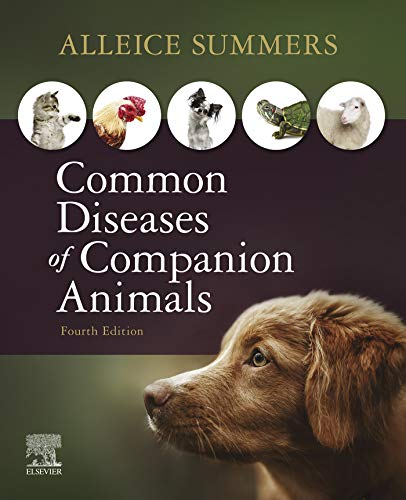 Common Diseases of Companion Animals E-Book por Alleice Summers