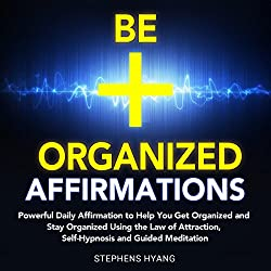Be Organized Affirmations